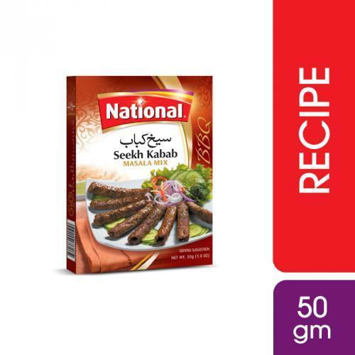 National Seekh Kabab Masala 50Ggm