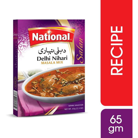 National Dehli Nihari Masala 65 gm