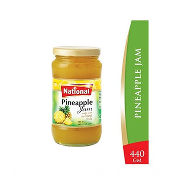 National Pineapple Jam 440g