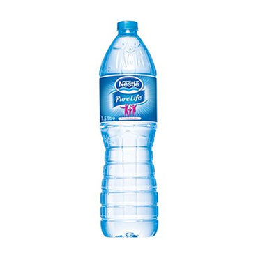 Nestle Mineral Water 1.5 Ltr