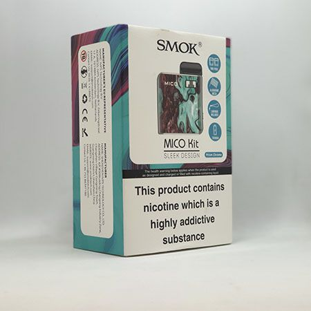 SMOK- Prism Chrome Sleek Design Vape