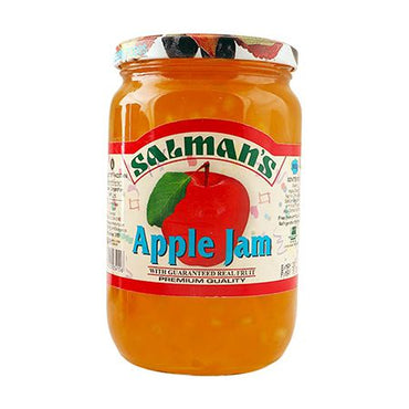 Salmans Apple Jam 450gm