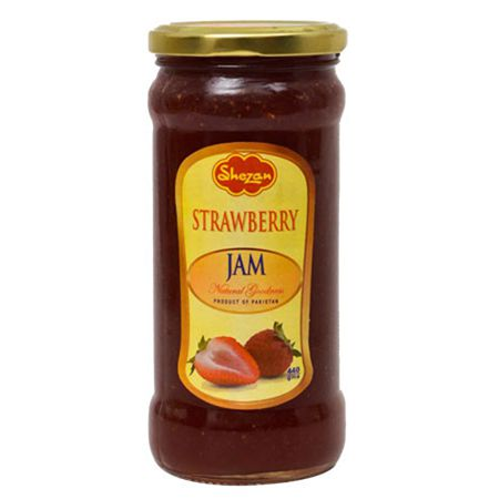 Shezan Strawberry Jam 440g