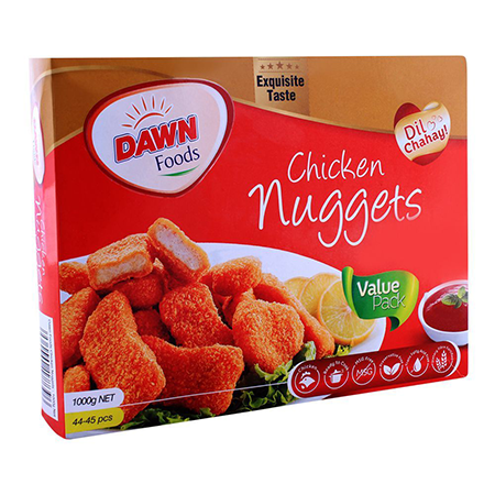 Dawn Chicken Nuggets