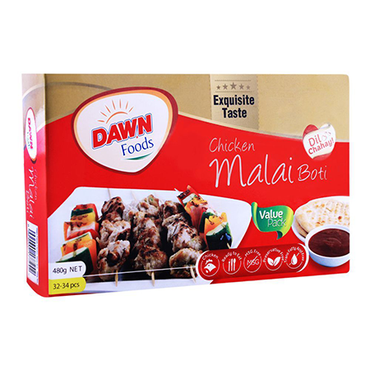 Dawn Chicken Malai Boti