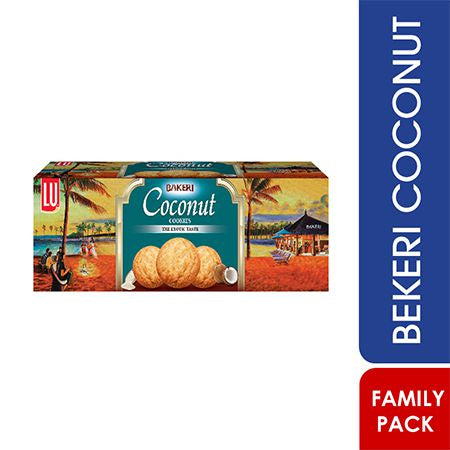 LU Bakeri Coconut (Family Pack)