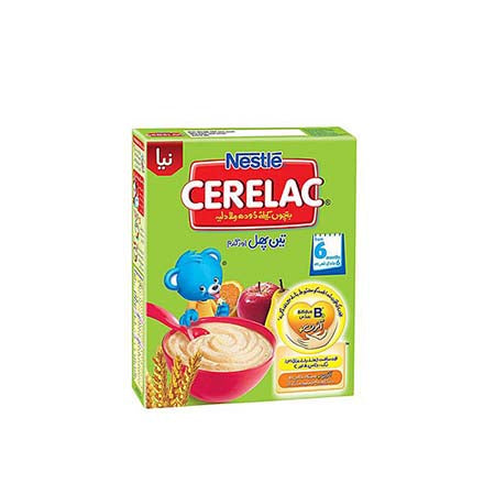 Nestle Cerelac 3 Fruits (350gm)