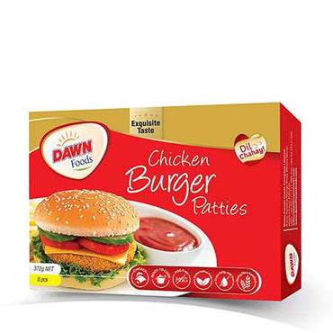 Dawn Chicken Burger Patties