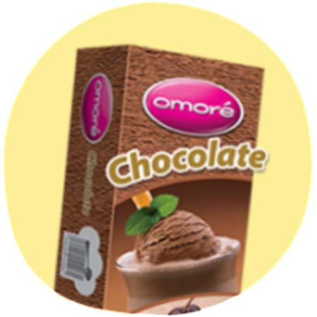 Omore Chocolate 800ml