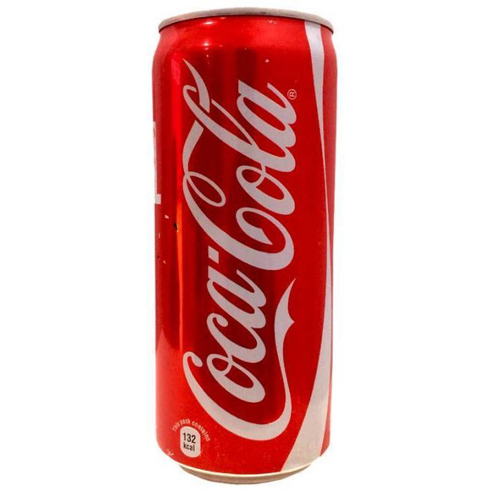Coke Tin 300ml
