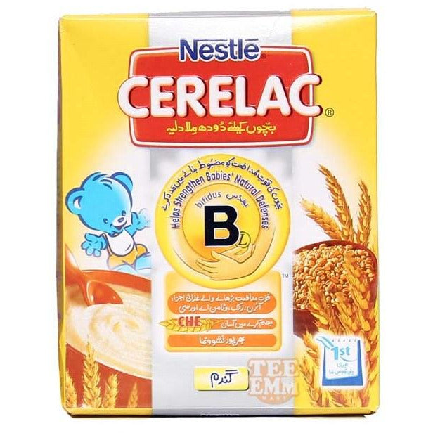 Nestle Cerelac Fruit (175g)