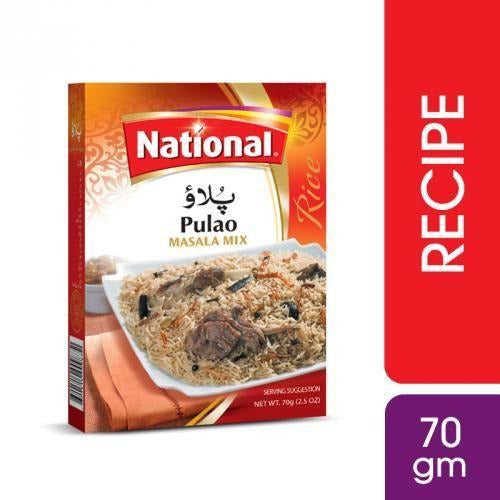 National Pulao Masala 70gm