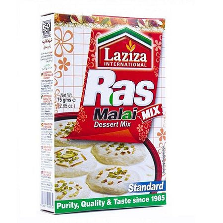 Laziza Rus Malai Mix 75gm