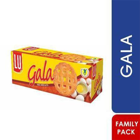 LU Gala Egg Biscuits (Family Pack)