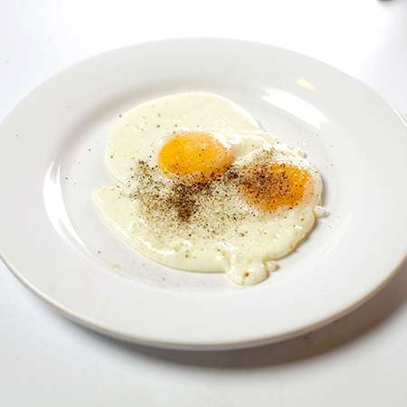 Fried Eggs (Two Pieces)