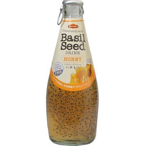 Fruitamins Basil Seed Drink 290ml