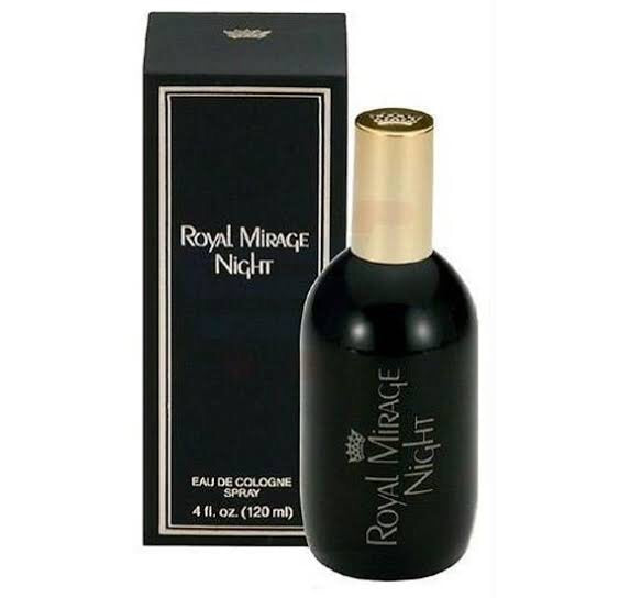 Royal Mirage Night 120ml
