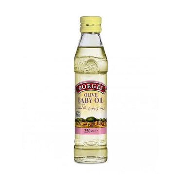 Borges Olive Baby Oil 125ml