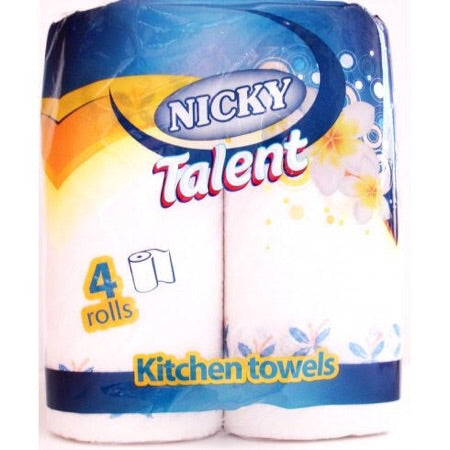 Nicky Talent Tissues