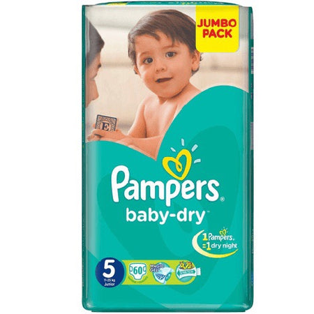 Pamper Dry 4 (64pcs)