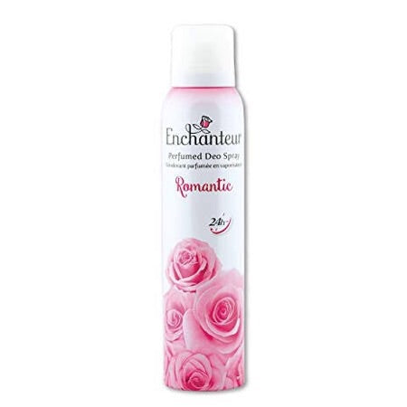 Enchanteur Romantic Body Spray 150ml