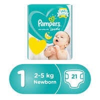Pamper New Born Baby 1