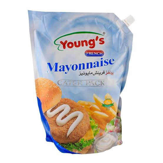 Young's Mayonnaise 2 kg