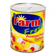 Farm Fresh Fruit Cocktail (850gm)