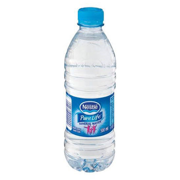 Nestle Mineral Water 500 ml