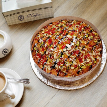 Cake dry (dry fruit 1 pound)
