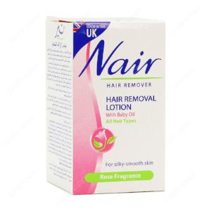 Nair Hair Removal Lotion 120 Ml Nafees Online
