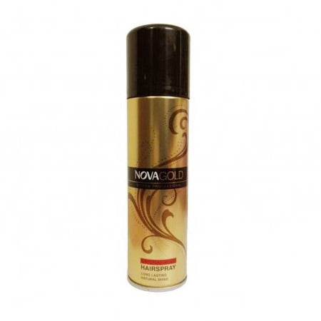 Nova Gold Hair Spray