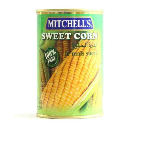 Mitchell's Sweet Corn