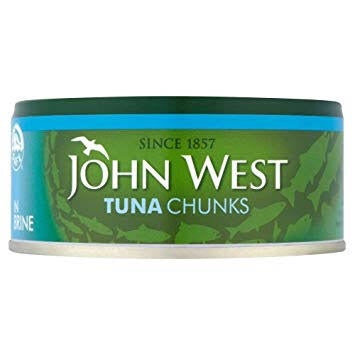 John West Tuna Chunks 145gm (In Brine)