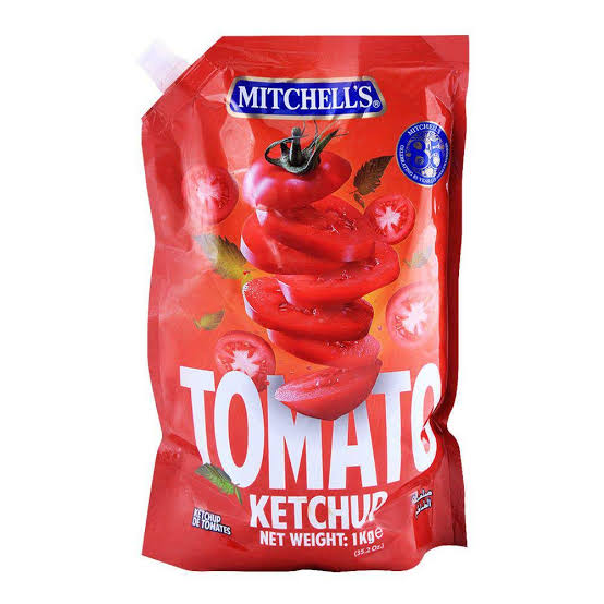 Mitchell's Tomato ketchup