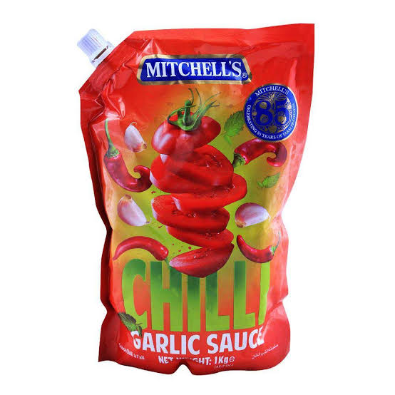 Mitchell's Chilli Garlic
