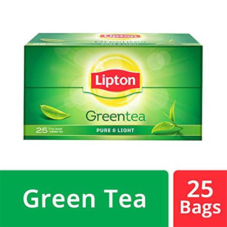Lipton Green Tea 25 Tea Bags