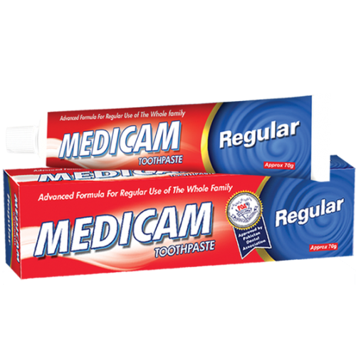 Medicam Toothpaste Regular 70g