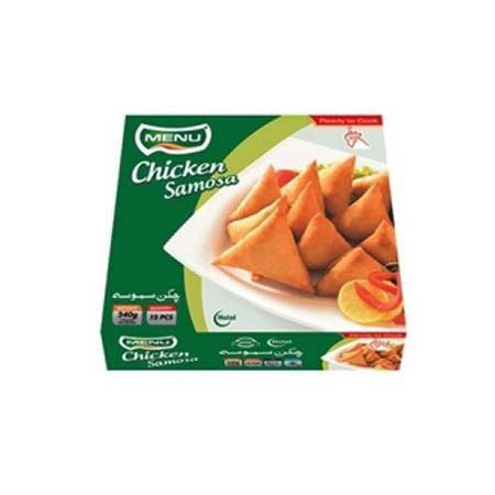 Menu Chicken Samosa