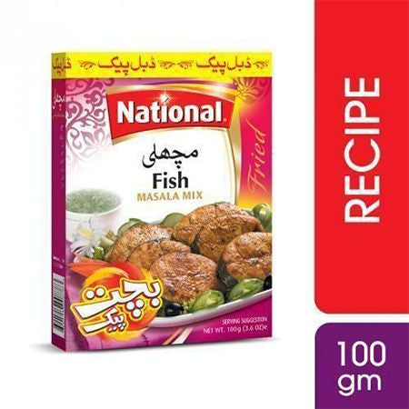 National Fish masala