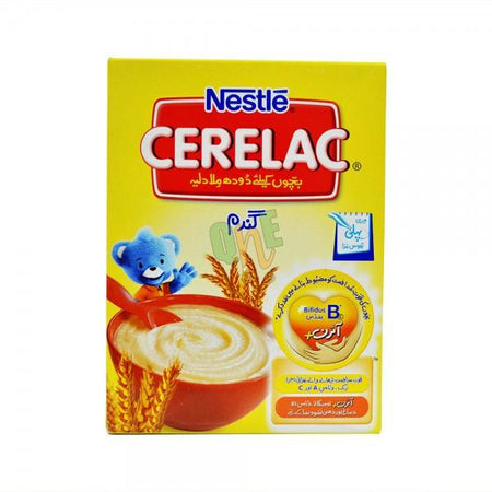 Nestle Cerelac Yellow Fruits (175gm)