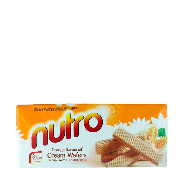 Nutro Orange Wafers 150g