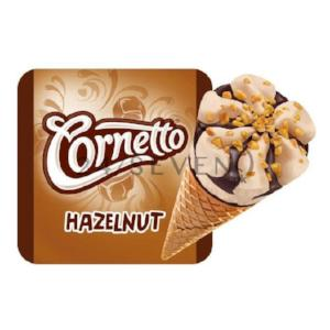 Walls Cornetto Hazelnut