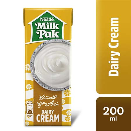 Nestle Milk Pak Cream 200ml