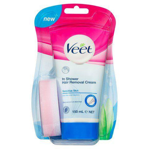 Veet Shower Hair Removal Cream 150ml