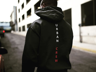 Urban Crew Hoodies