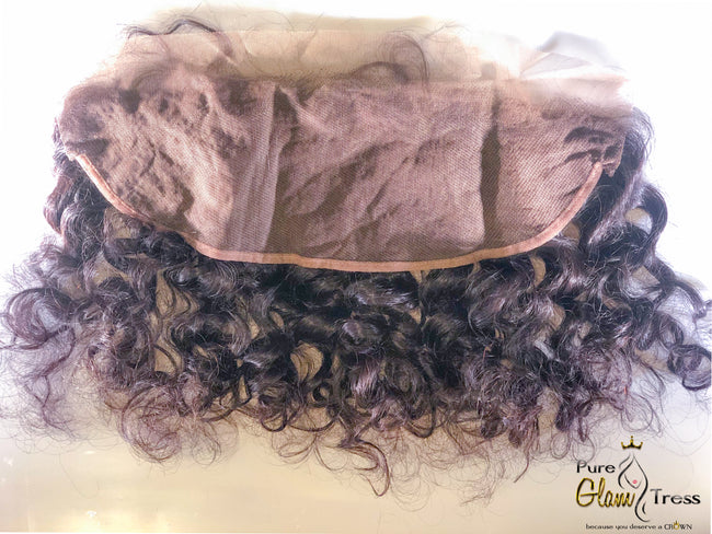 Perfect Match -Brazilian Wavy 13x5 Lace Frontal