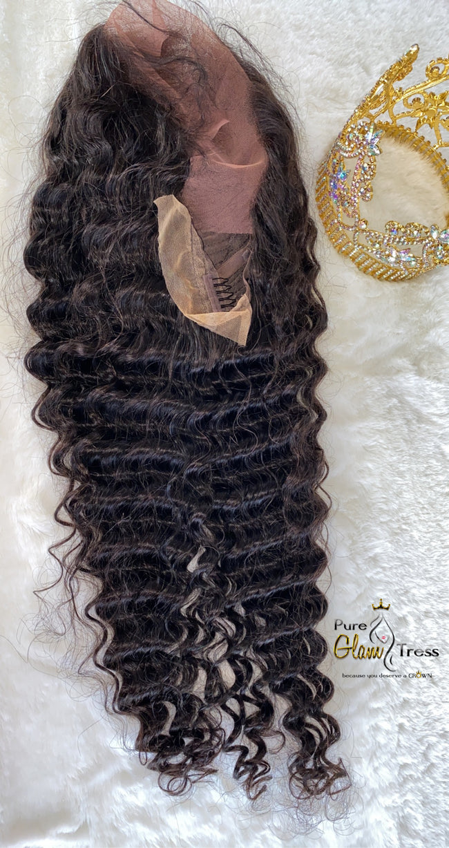 Exotic Wave Full Lace Wig
