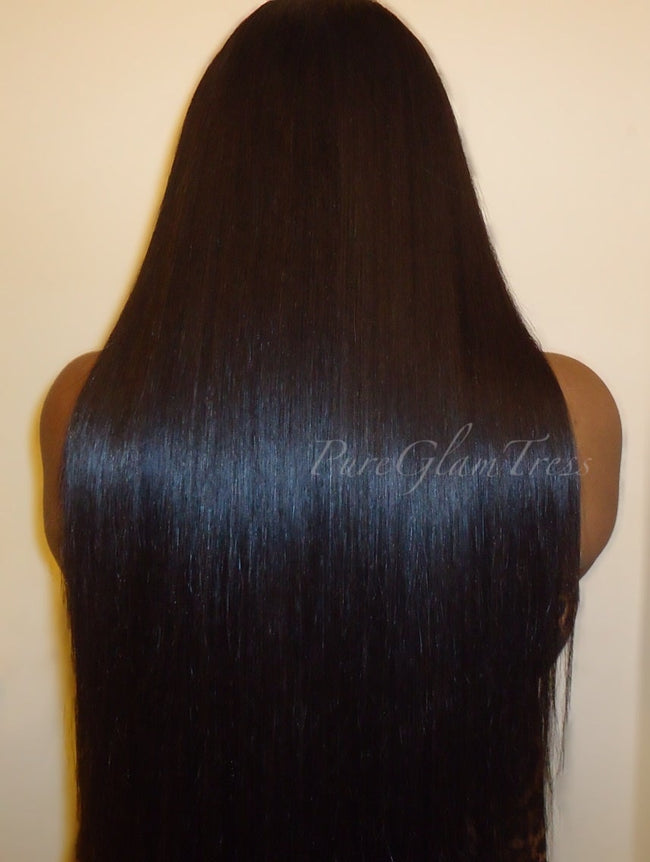 Virgin Brazilian Hair (Silky Straight)
