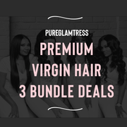 Premium Virgin Hair Collection - 3 Bundle Deal